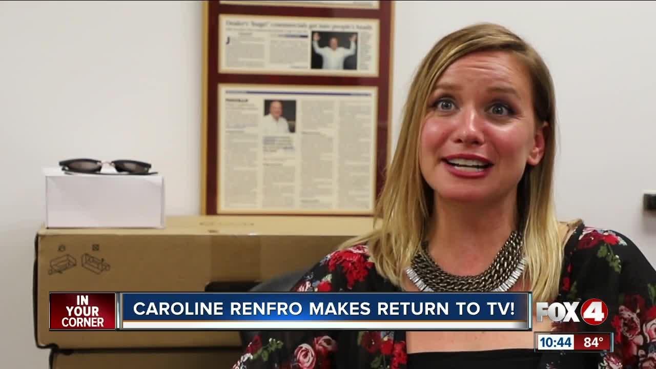 Fuccillo Kia Cape Coral >> Caroline Renfro welcomed back to Fuccillo Kia commercials ...