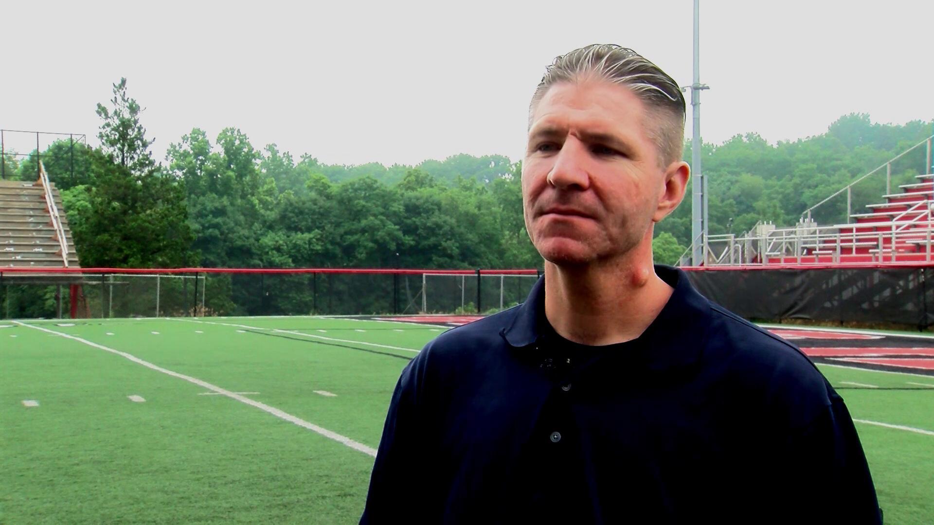 Coach Darrin Hicks