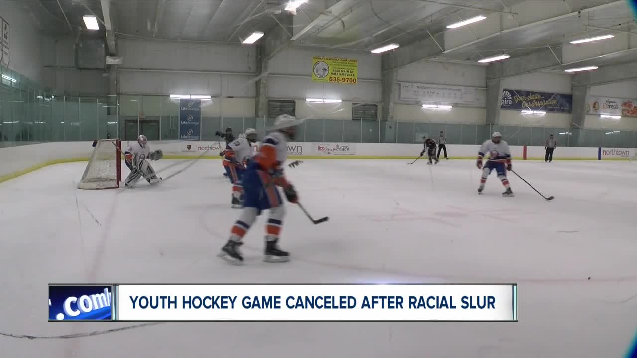 Racial taunting fallout: regional youth hockey president resigns