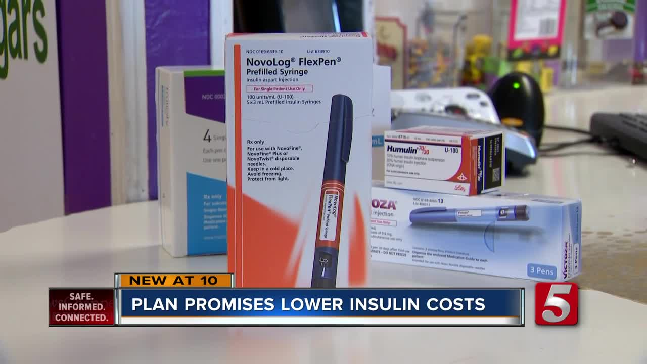As insulin prices continue to skyrocket one insurance company announced plans to cap monthly insulin costs at $25
