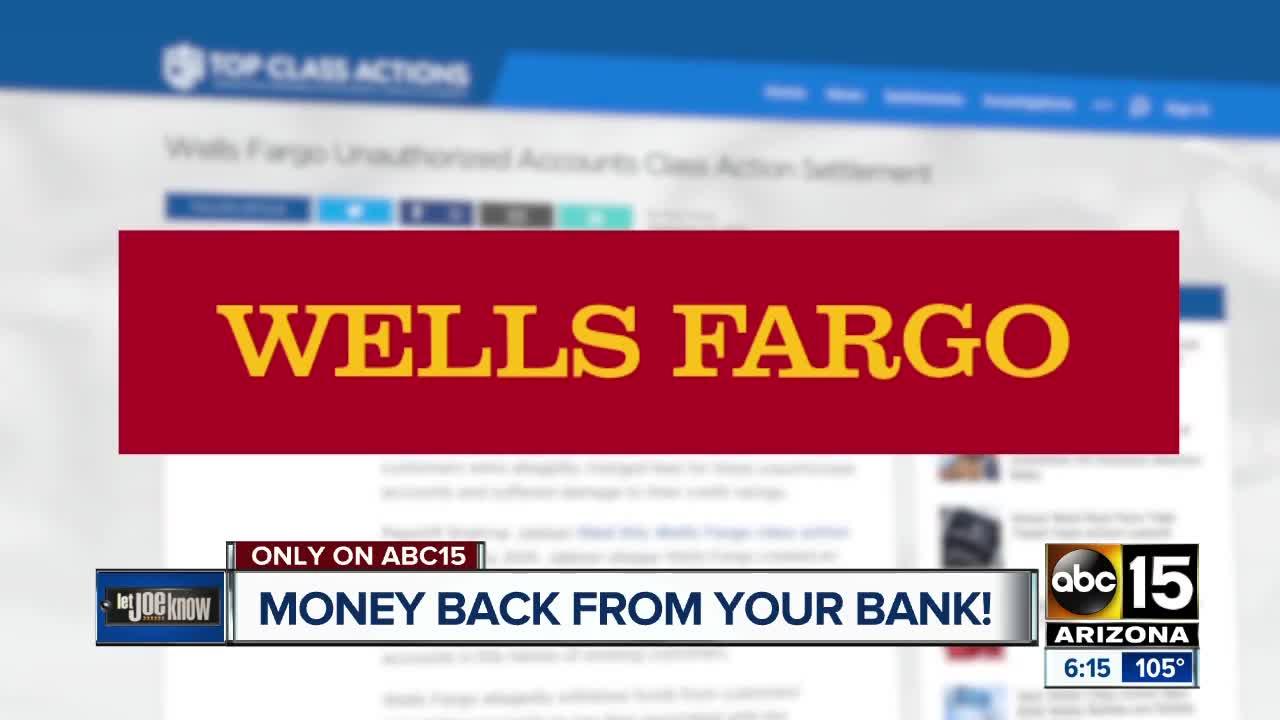 B of A, Wells Fargo and JPMorgan Chase handing out settlement money