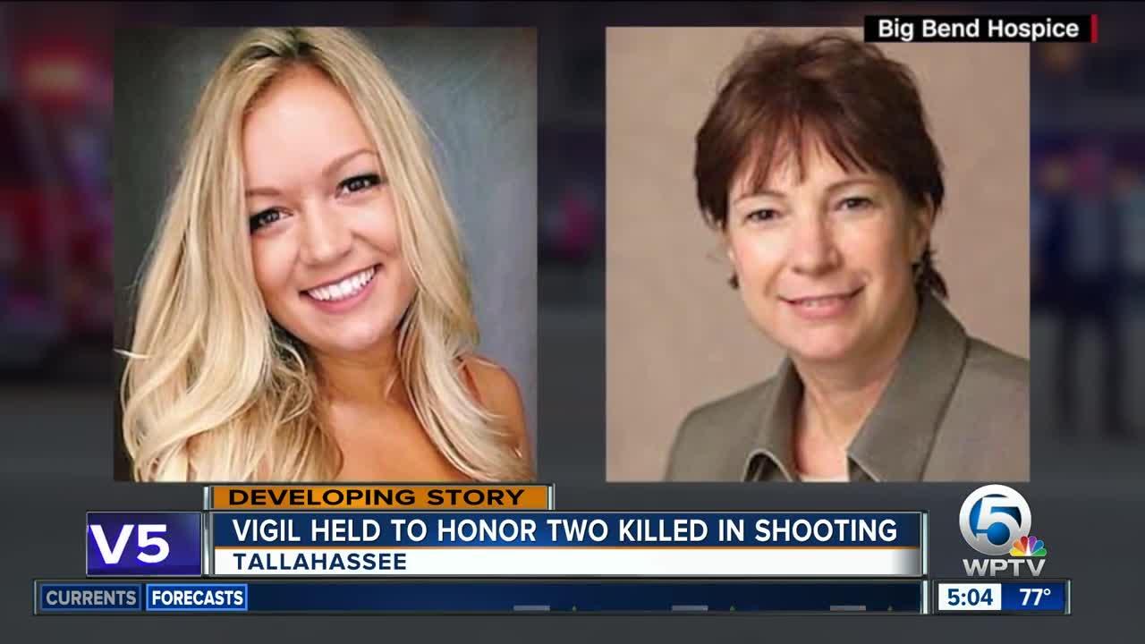 Florida State University president to yoga shooting vigil: 'Our