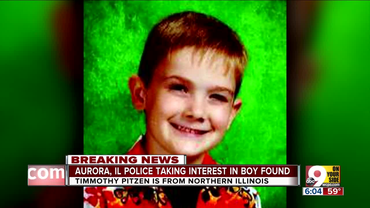 Teen tells police he's missing boy Timmothy Pitzen, last seen in 2011