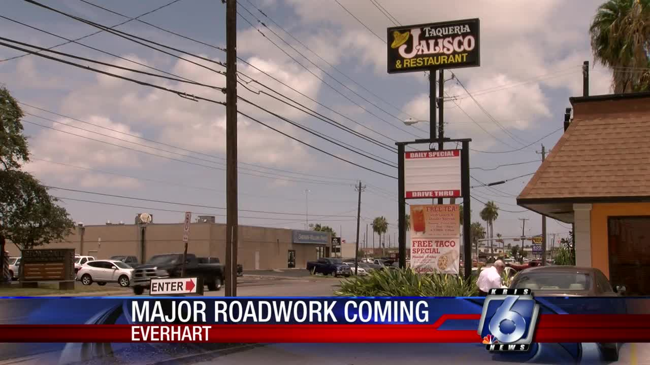 Growing pains will affect Everhart Road travelers