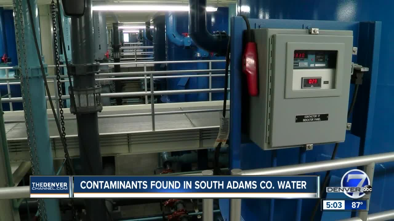 PFC contamination found in municipal wells serving Commerce City