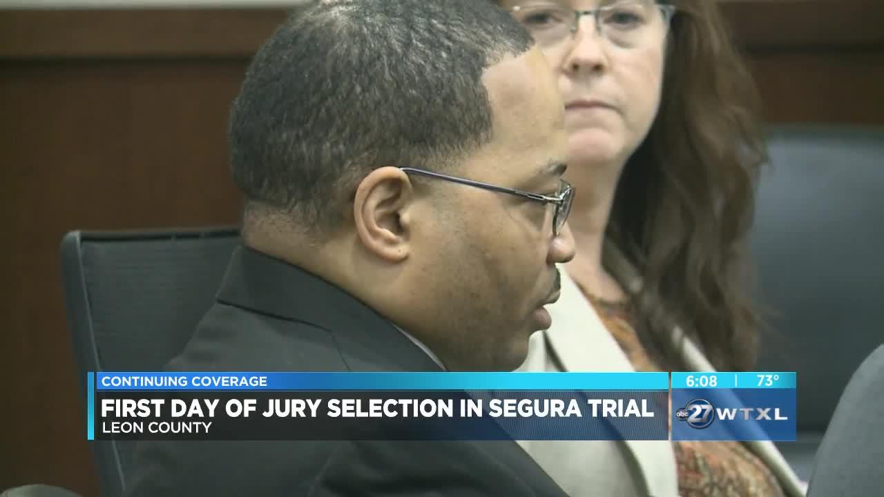 Jury Selection Underway In Murder Trial Of OKC Officer