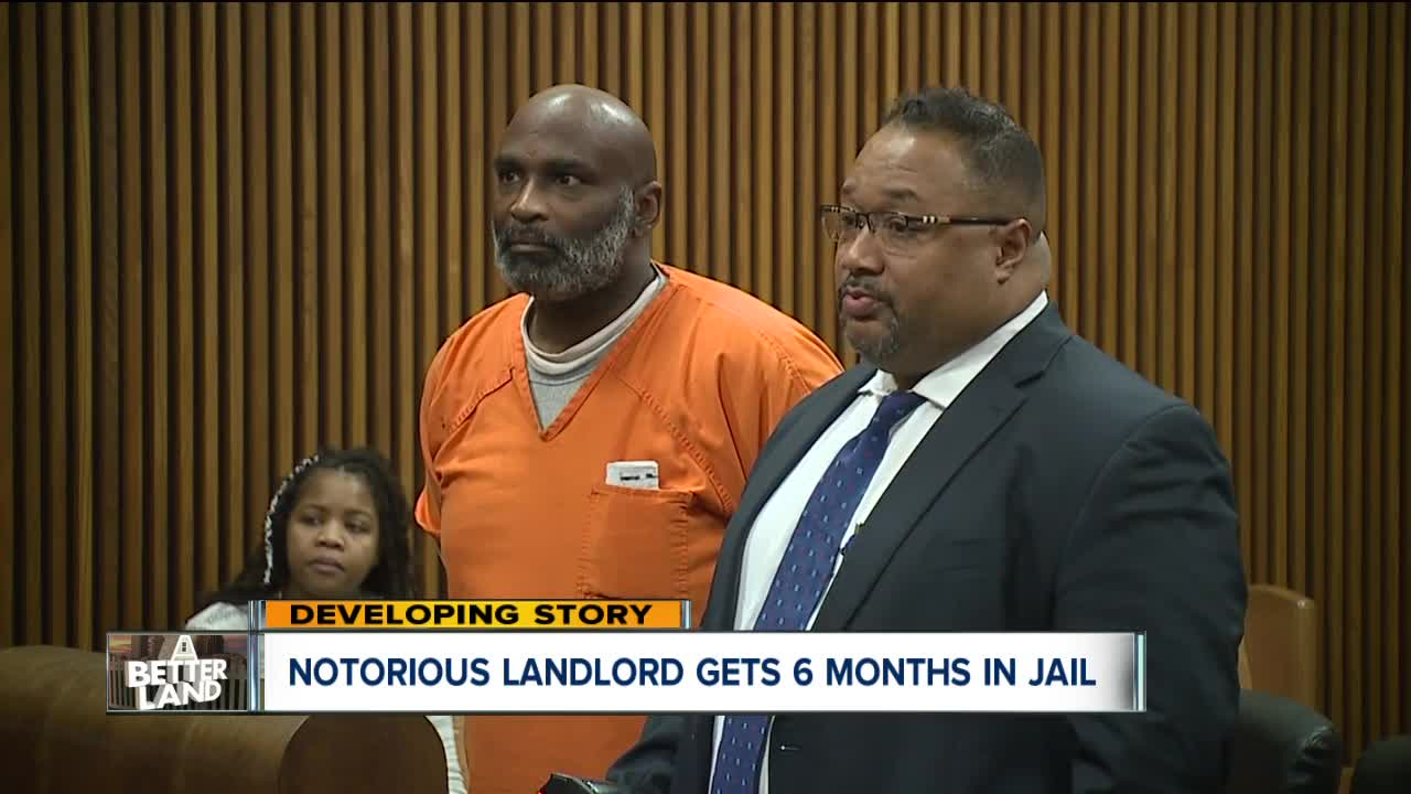 Notorious but elusive Cleveland landlord sentenced in