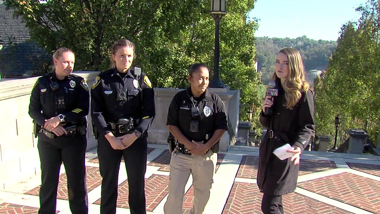 Lynchburg Police Department 10-22-18