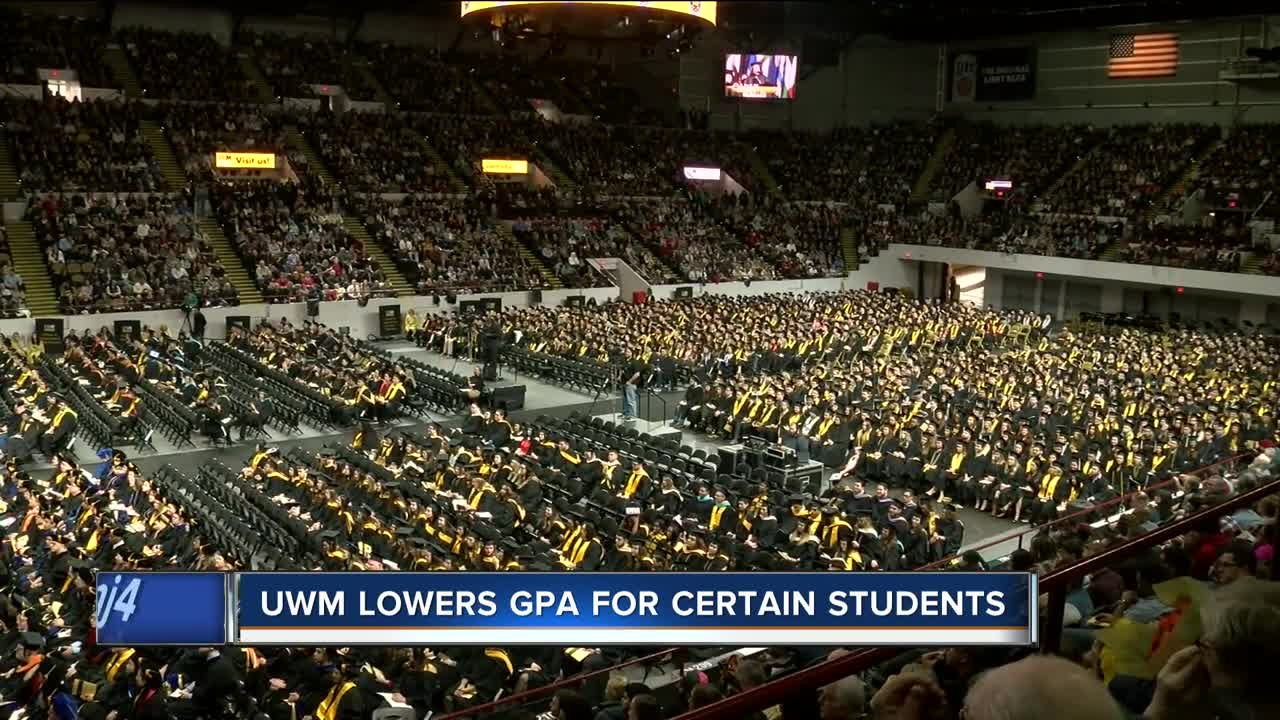 It Just Got Easier To Graduate From Uw Milwaukee S College Of