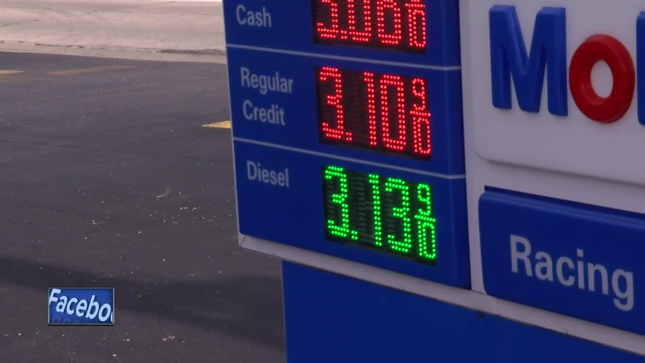 Gas hike has Illinois drivers fleeing to Wisconsin to fill up
