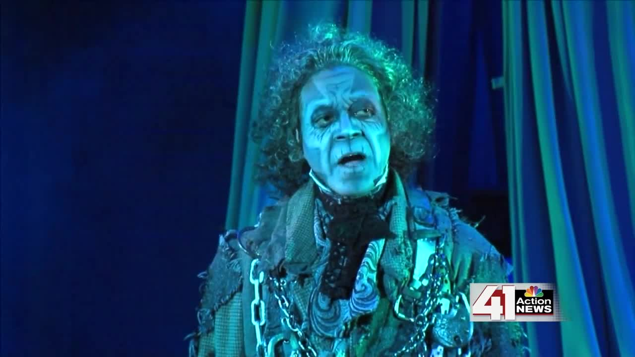 A Christmas Carol by KC Repertory Theatre - KCL Entertainment Story