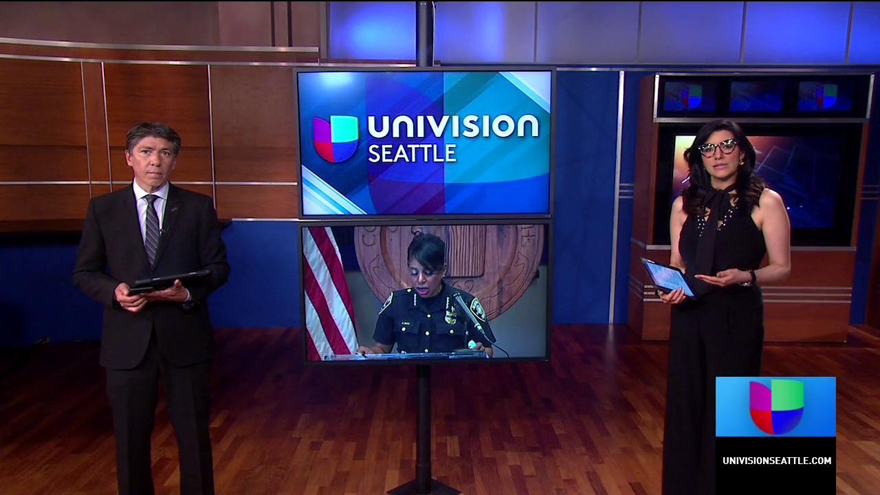 Seattle se prepara para violencia