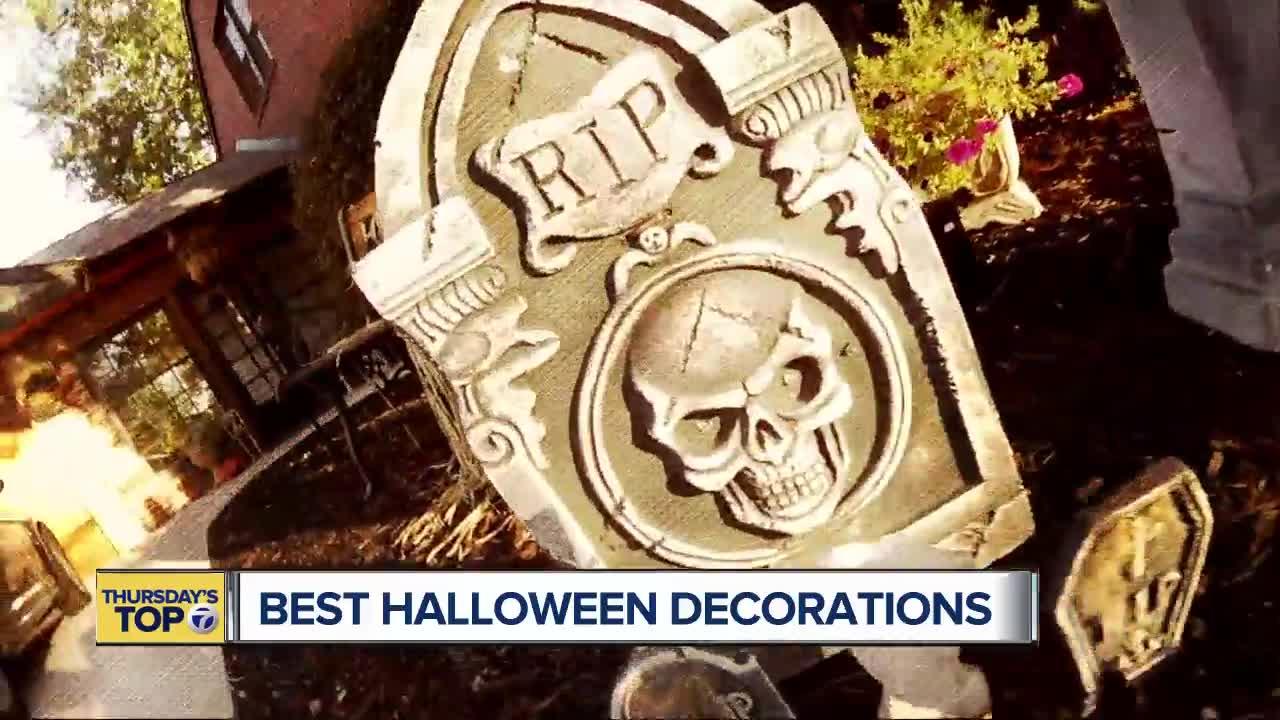 Thursday S Top 7 Metro Detroit S Best Halloween Decorations