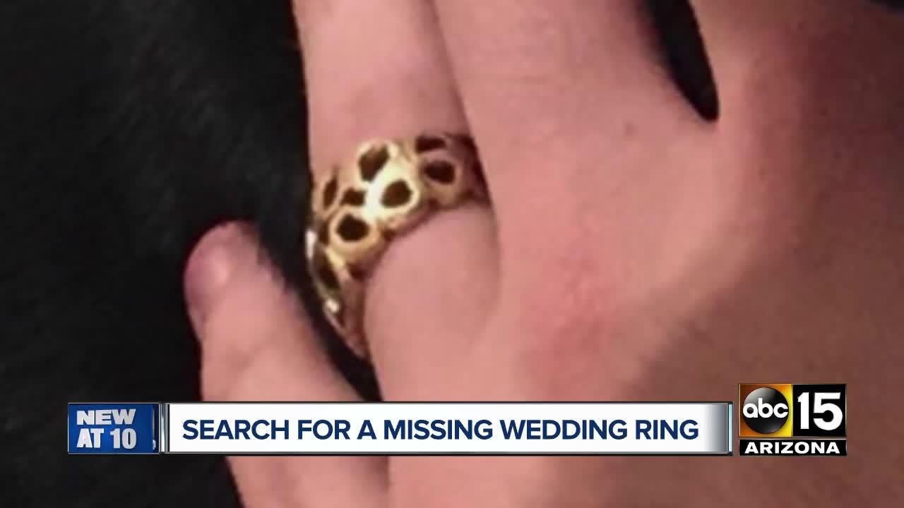 Man loses wedding ring at Mesa brewery, desperate for its return ...
