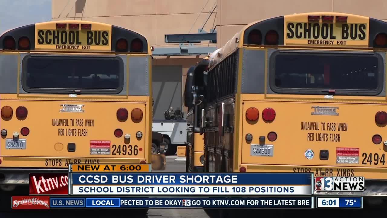 ccsd bus driver job description