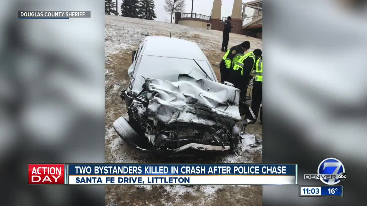 Santa Fe News >> Woman In Custody Another One On The Run Following Crash That Killed