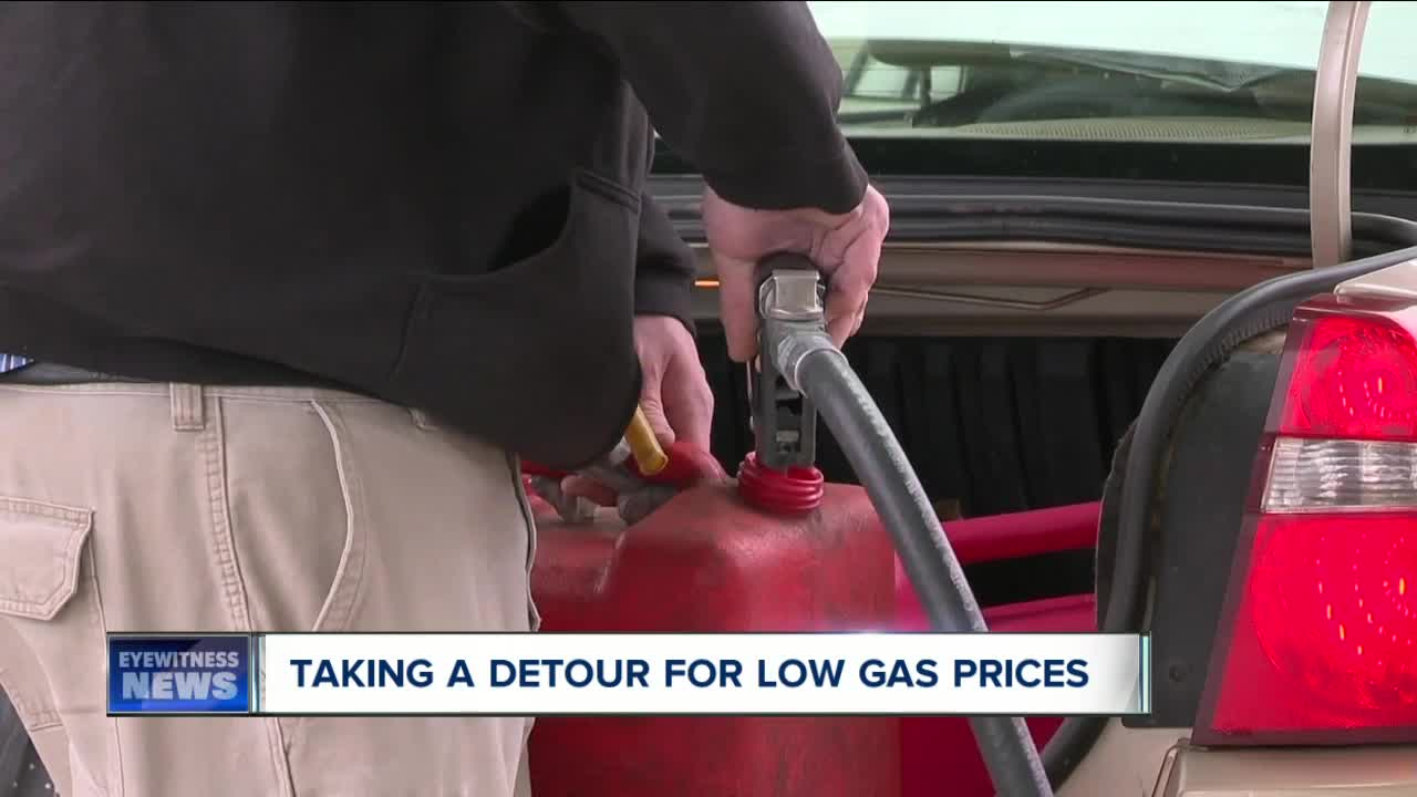 Gas Prices Continue To Fall