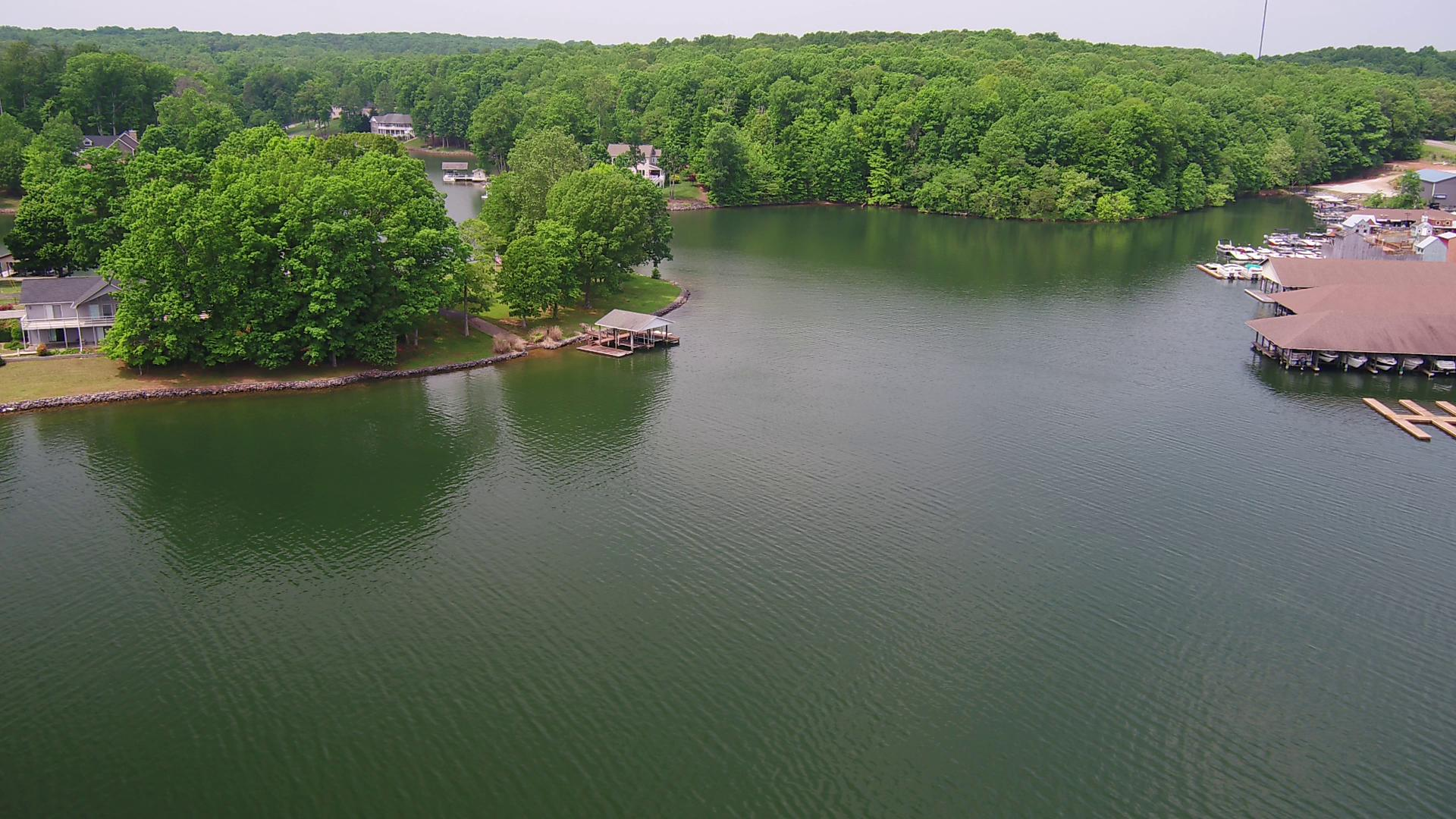 SKY13 over Smith Mountain Lake