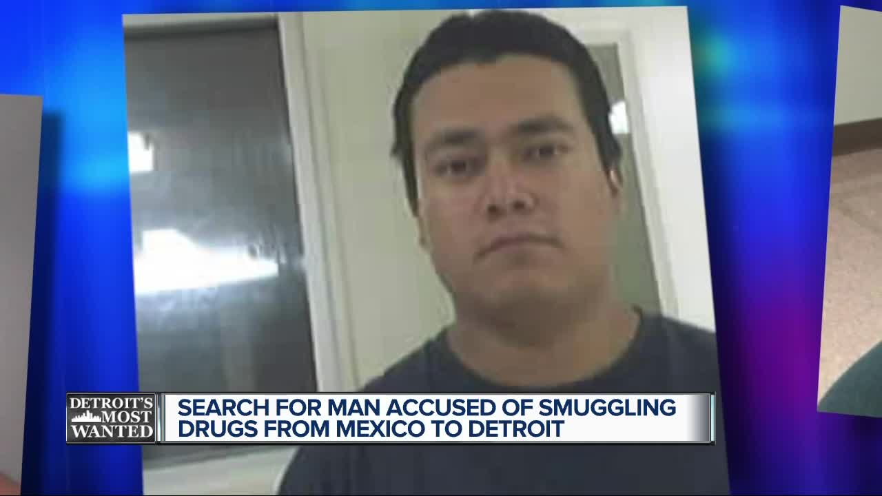 Detroit's Most Wanted: Margarito Mendez Tellez accused of