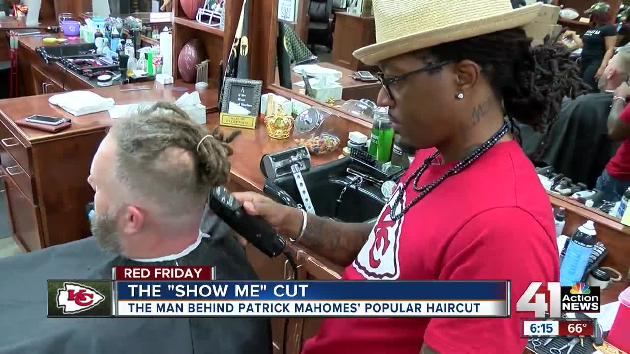 Mahomes Barber Doesn T Let Celebrity Clients Go To His Head