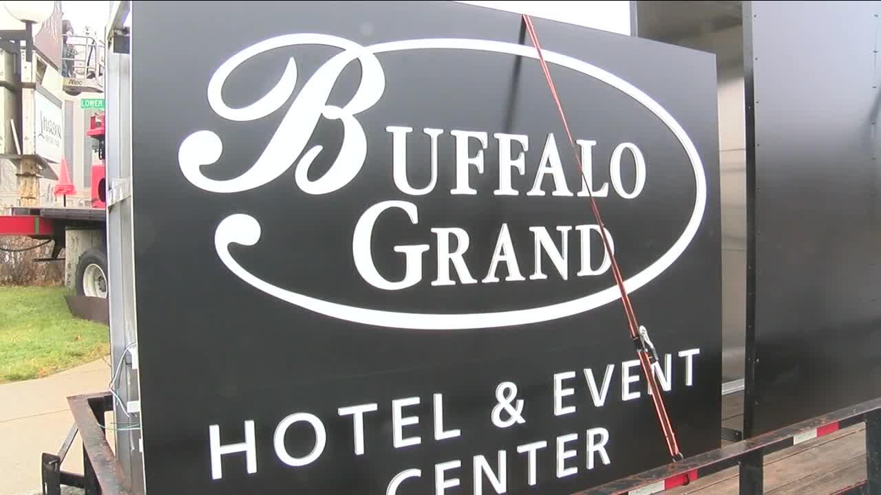 Buffalo Grand Hotel The New Wny Convention Center