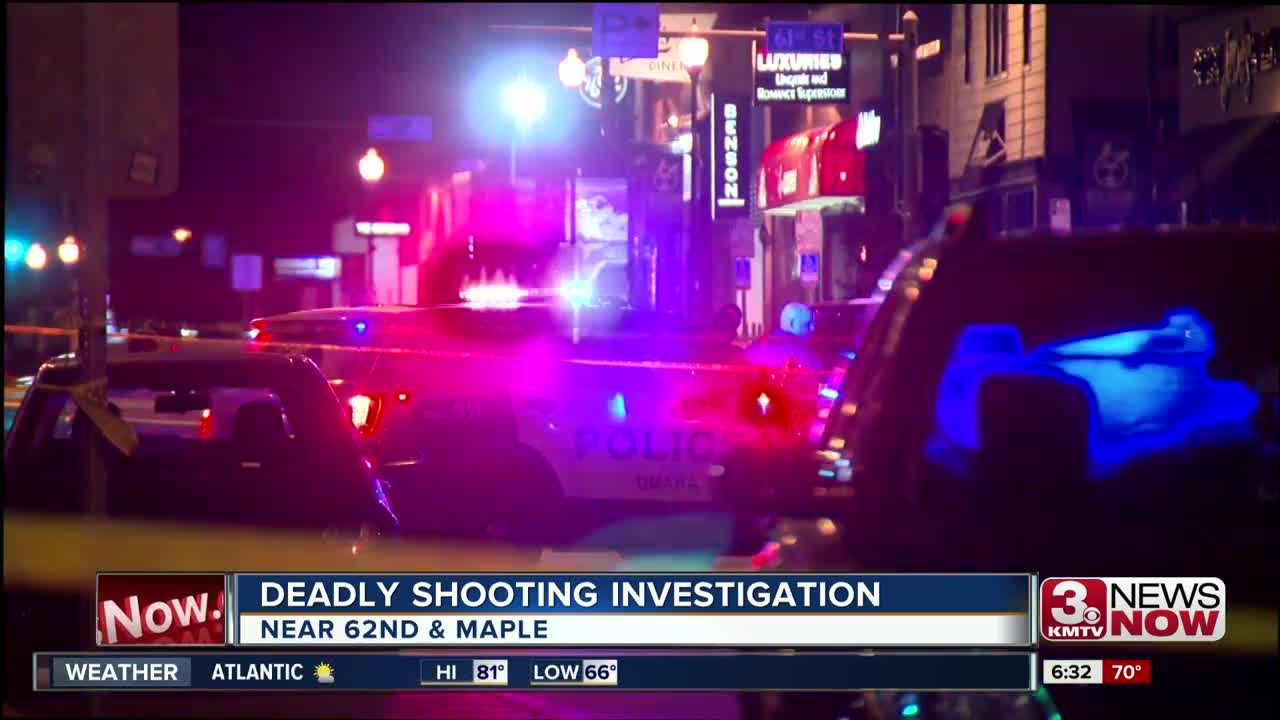 One dead after Benson shooting