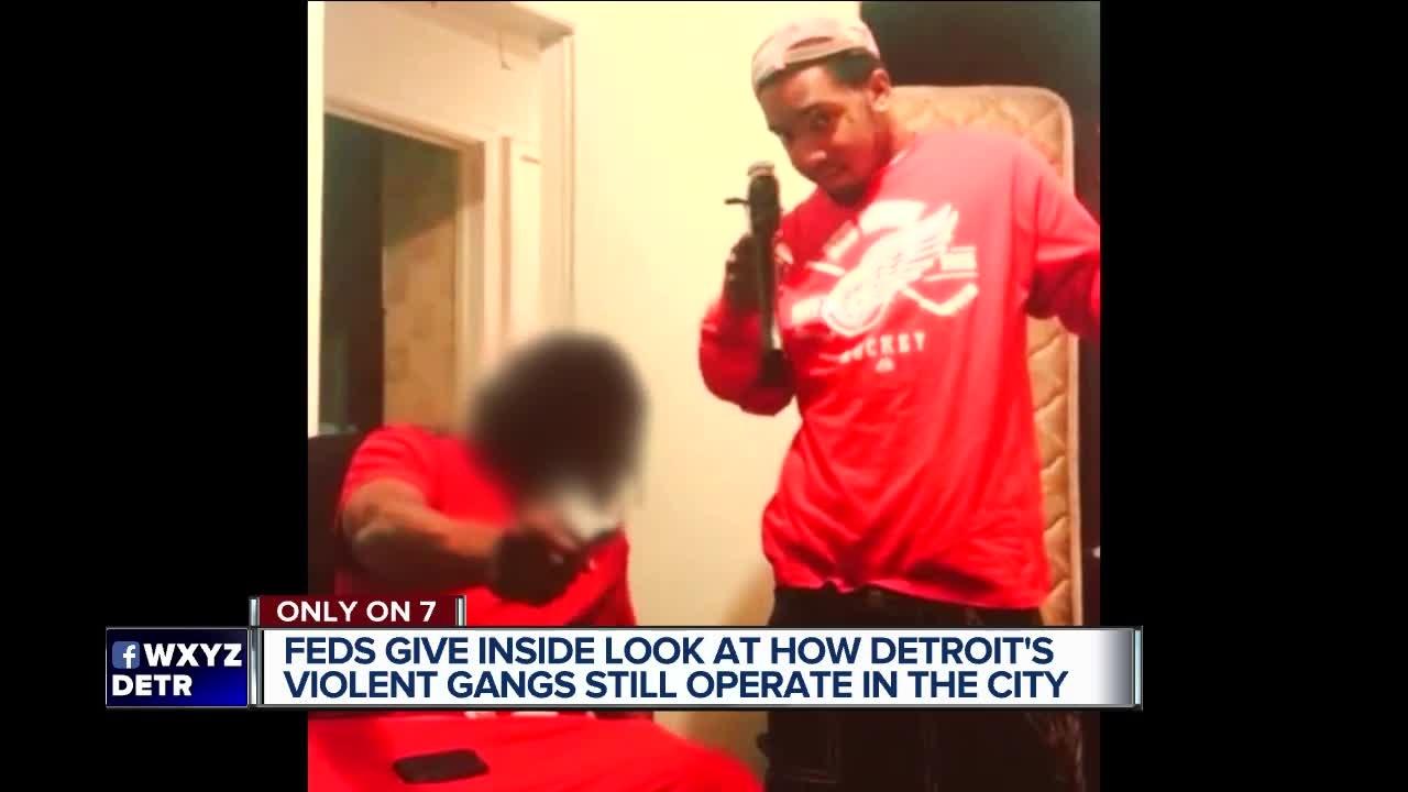 Gangs of Detroit: Videos bring spotlight to violence of
