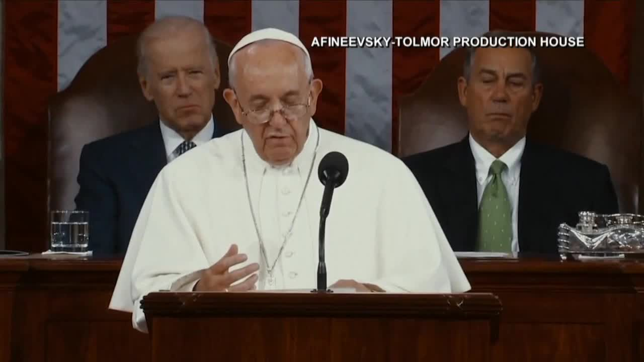 Local figures react to Pope's comments on same-sex unions