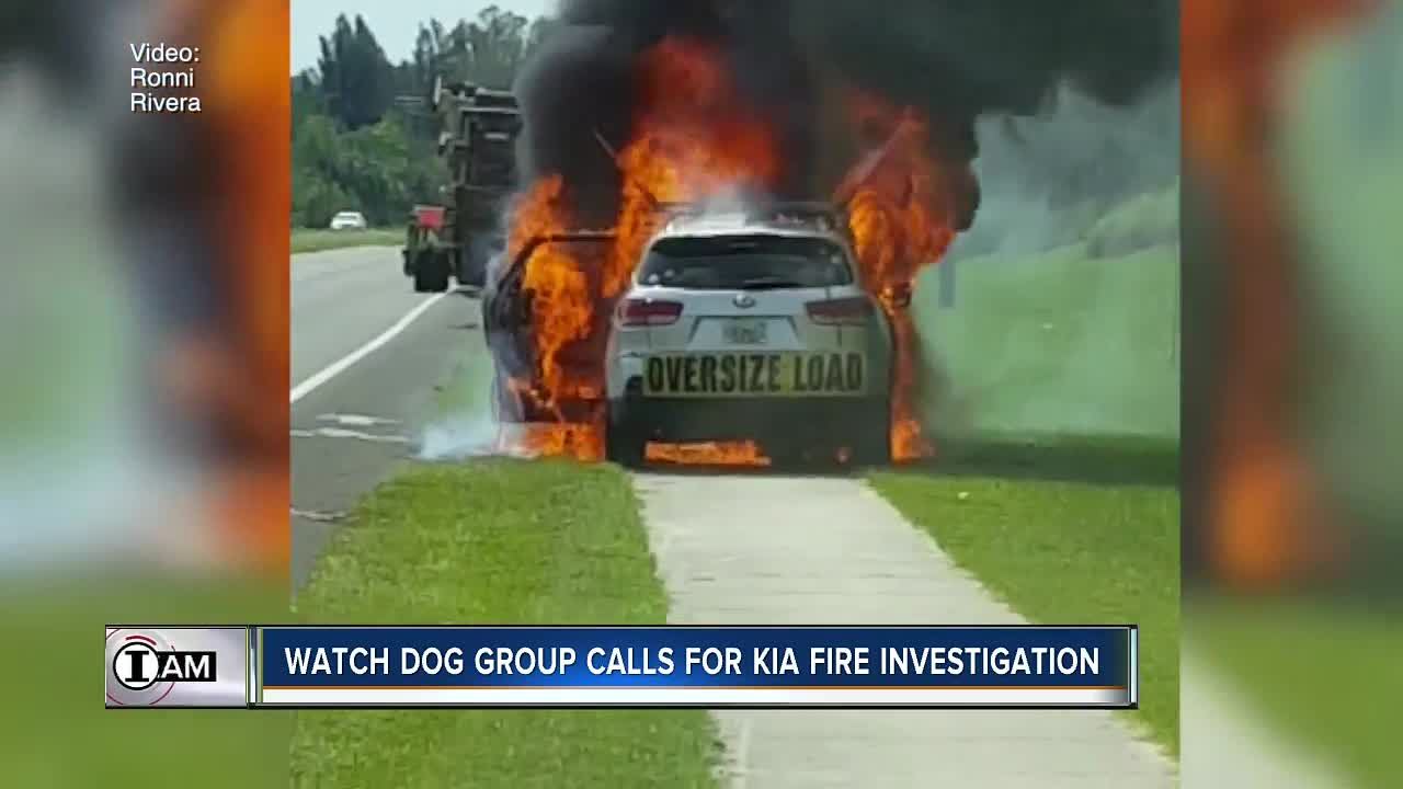 A Major Automaker Says It S Proud Of Its Safety Record But The I Team Found Dozens Fires In Two Models Recent Years Figures That Auto