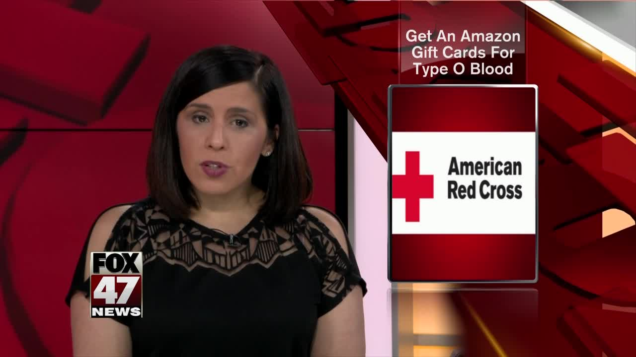 Red Cross warns of 'critical' type O blood shortage