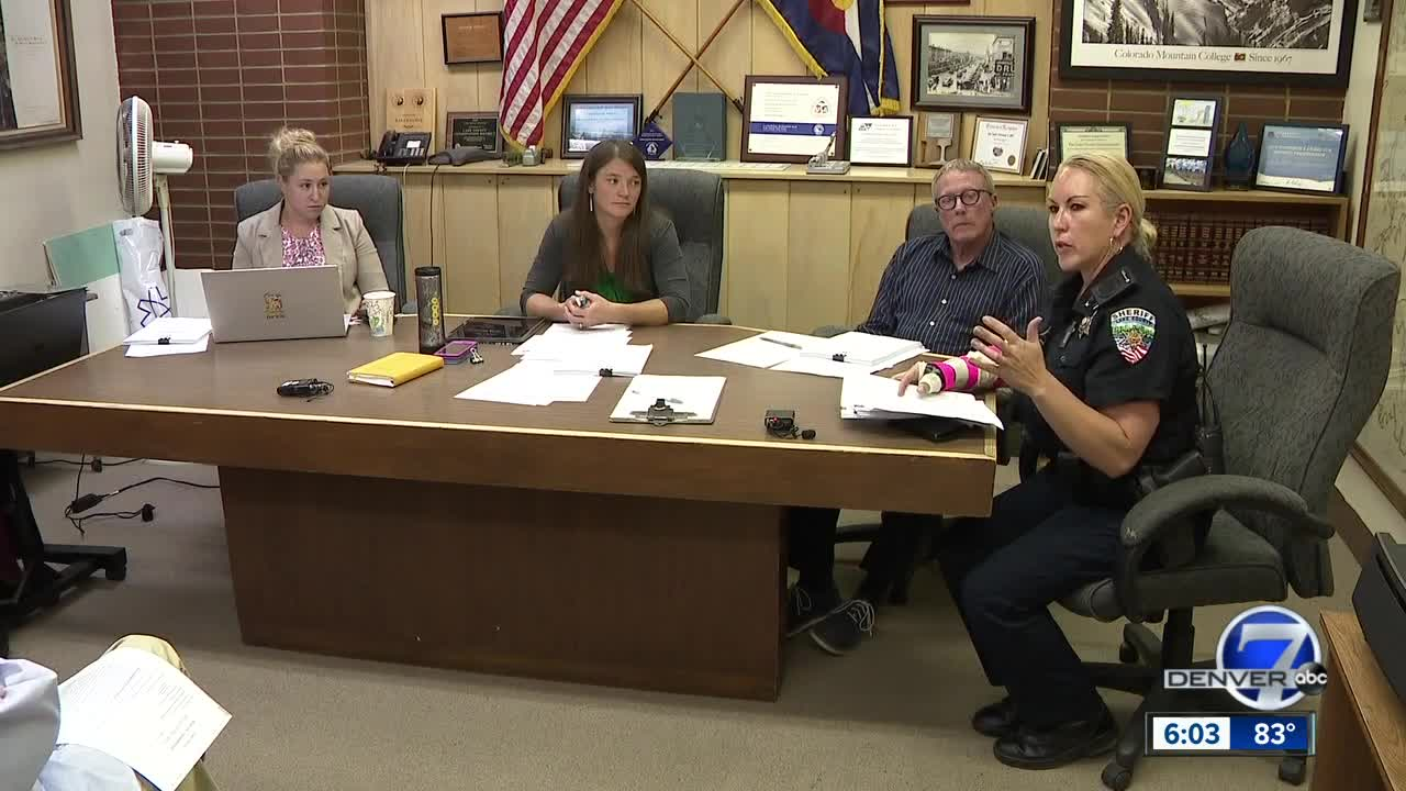 Lake County Sheriff Accuses Commissioners Of Accessing