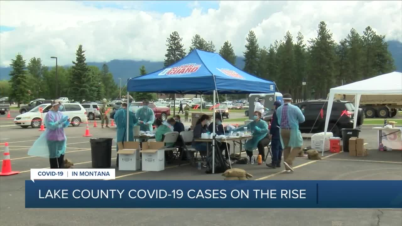 New COVID-19 cases reported in county
