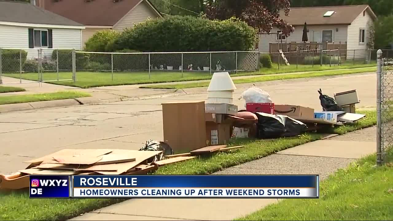 Roseville preparing to announce disaster declaration after flooding
