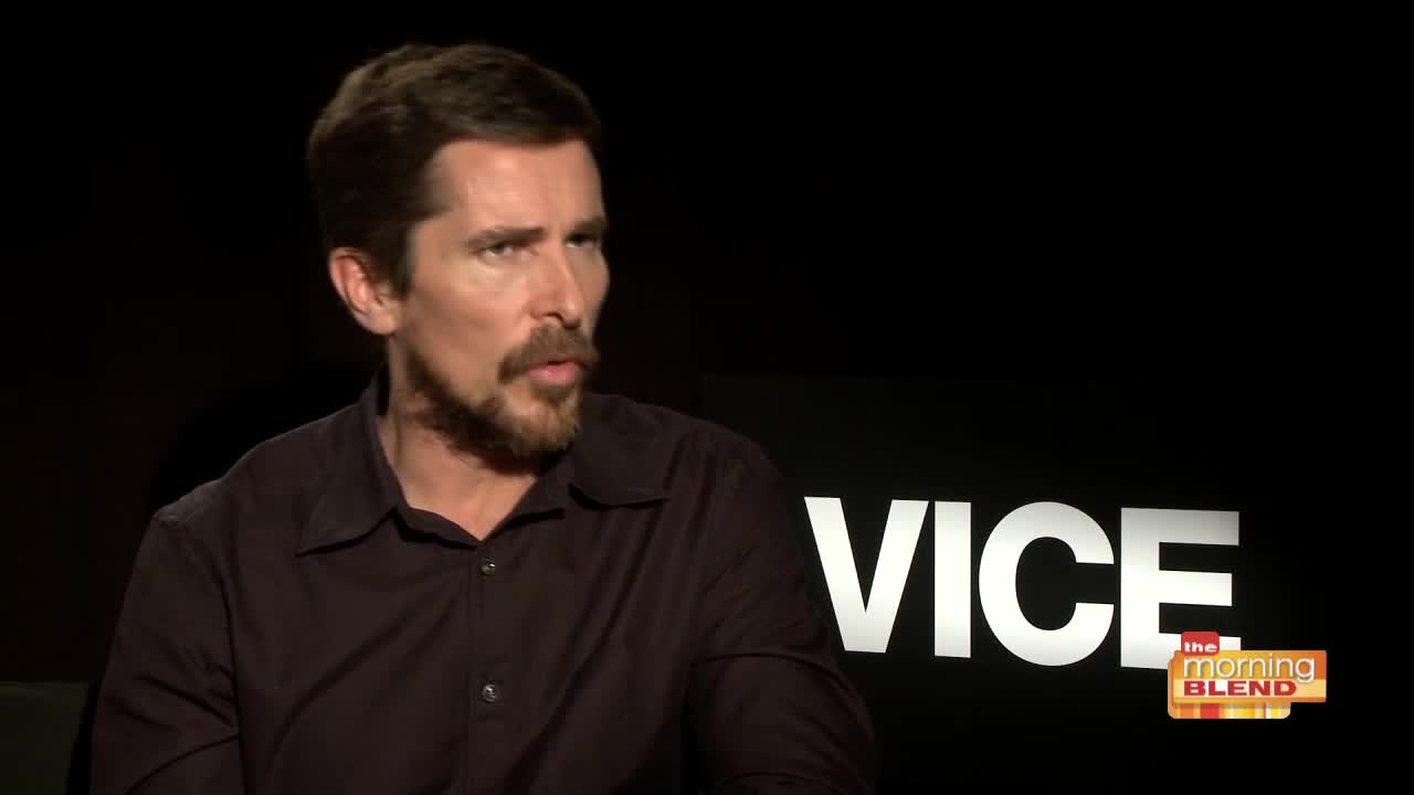 Christian Bale on playing Dick Cheney in