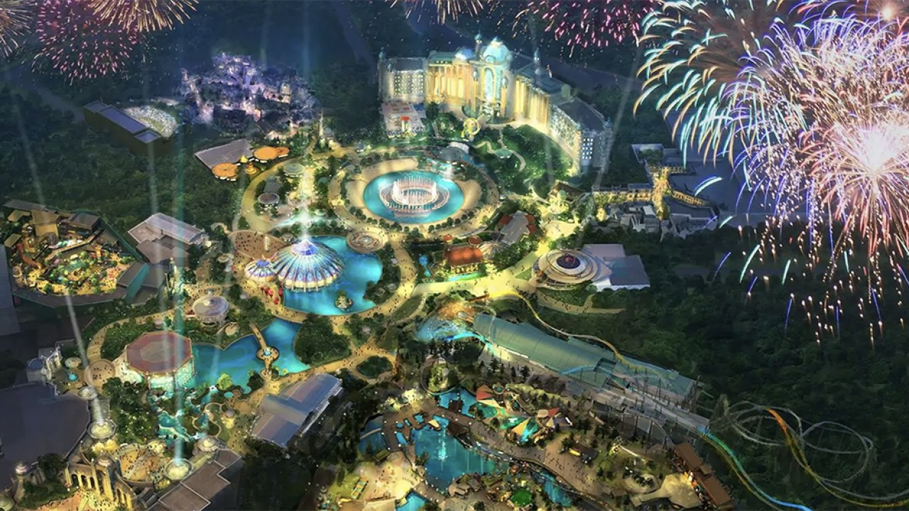 Universal announces mysteriously 'Epic' new theme park
