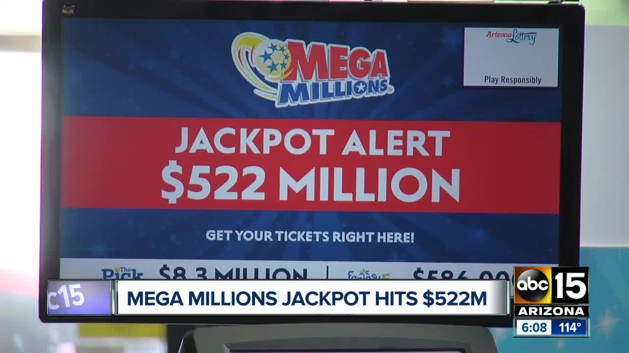 Luckiest lottery numbers: Powerball, Mega Millions most common picks