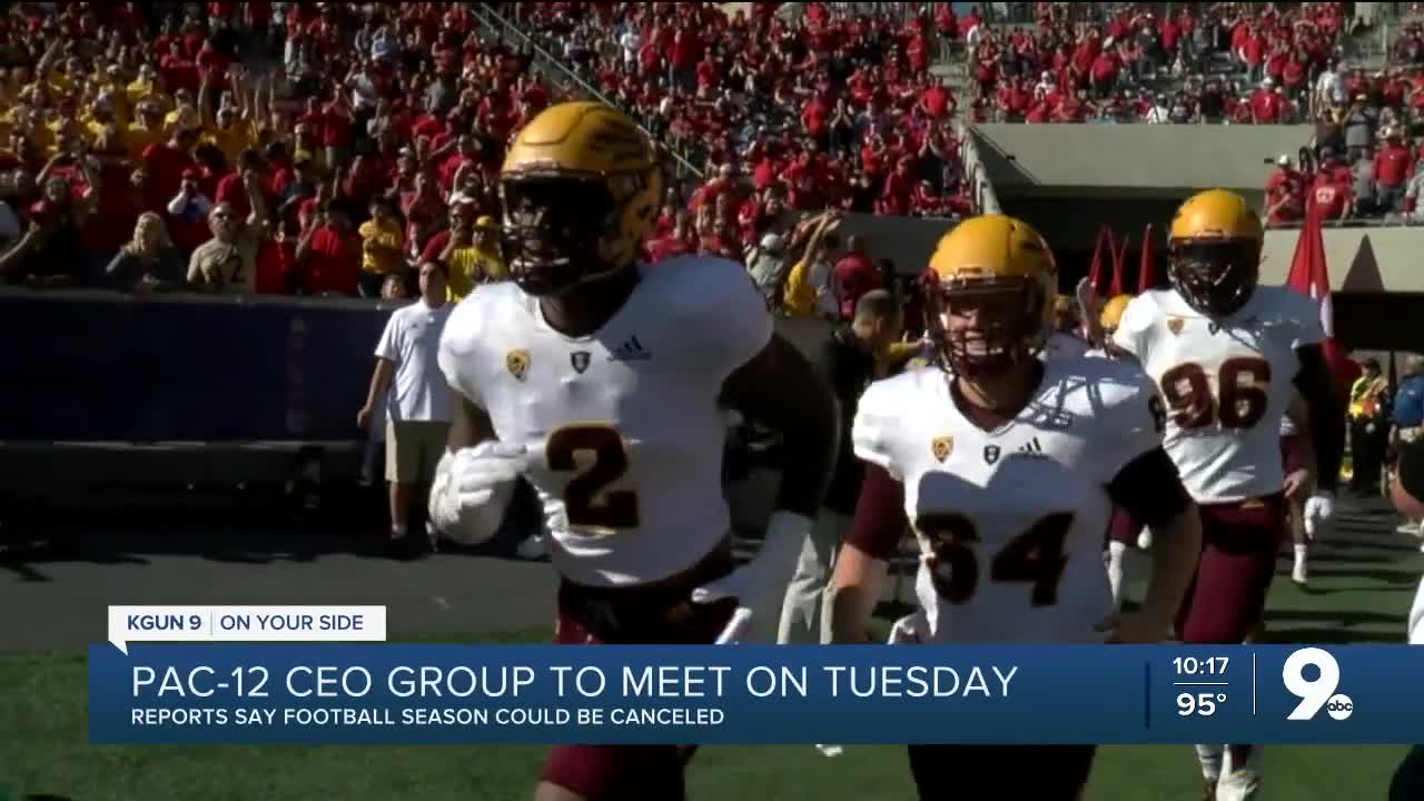 The Pac-12 Makes It Official