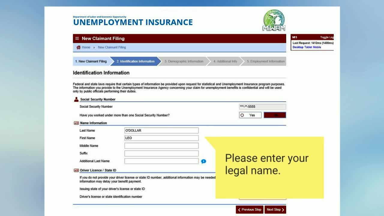 How To File A Claim For Unemployment In Michigan