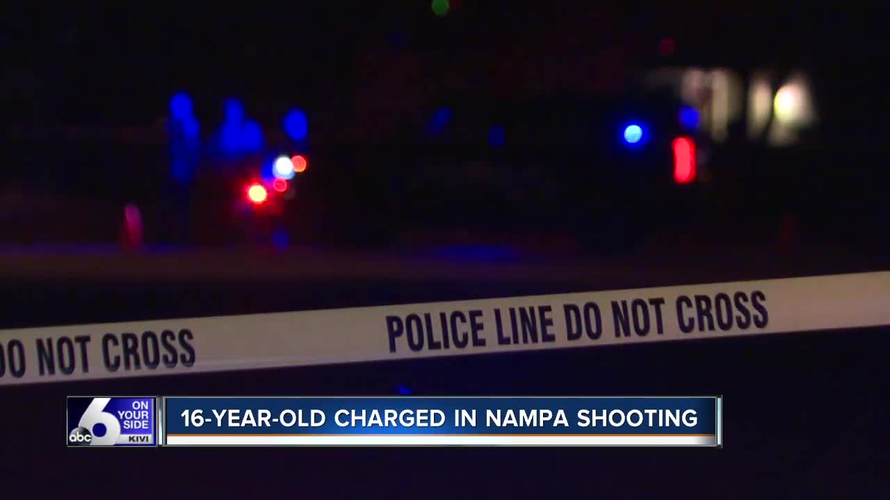 Nampa Police Arrest Second Suspect In Shooting Investigation