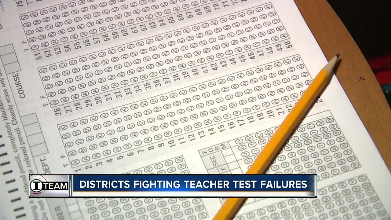 New Fallout Over Fl Teacher Test Failures Demand For Answers Fuels