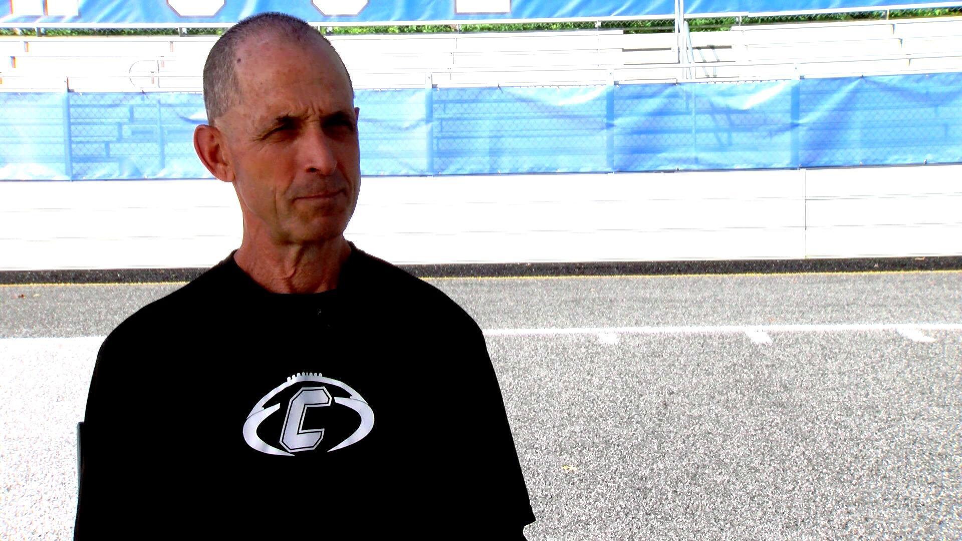 Coach Phil Mauro