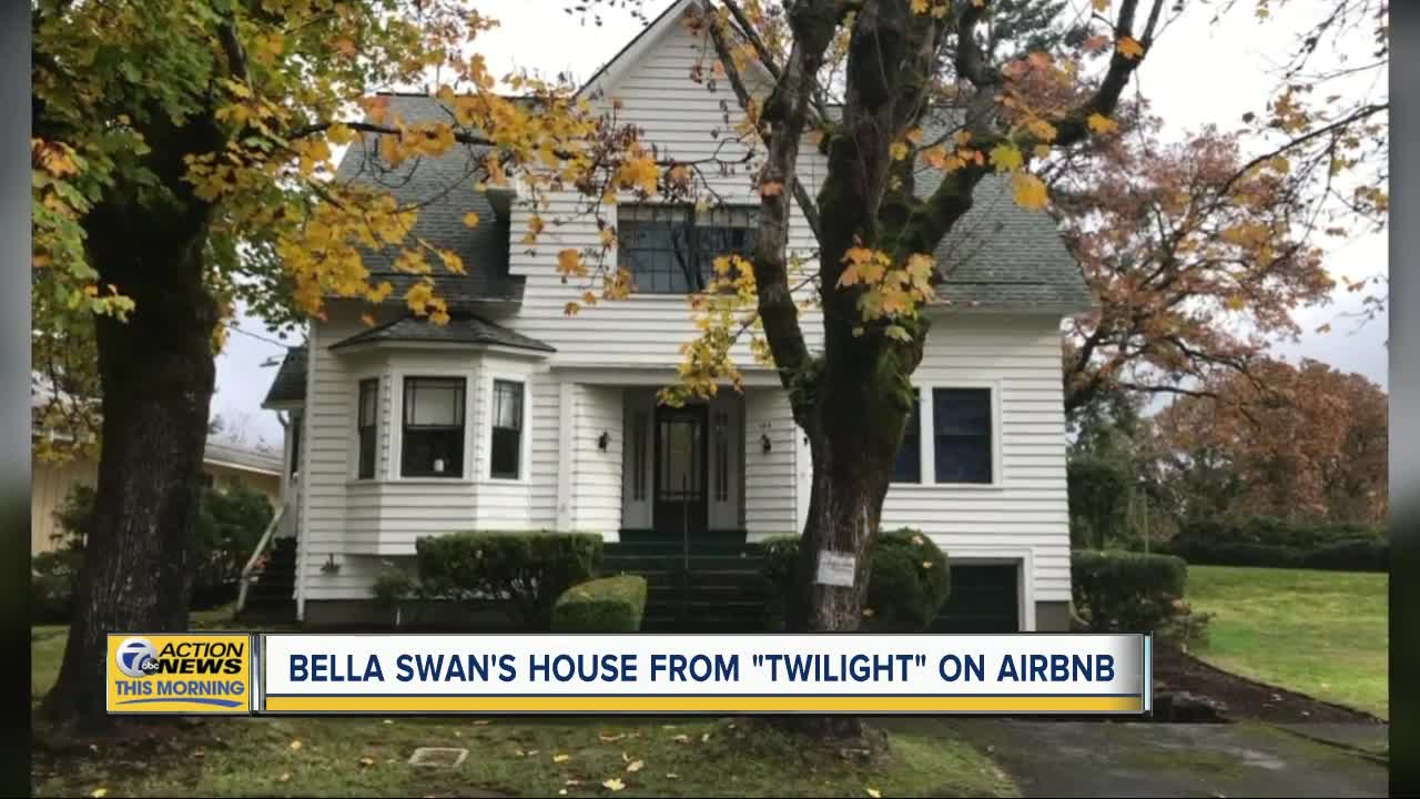 Bella Swan S House From Twilight Now Listed On Airbnb