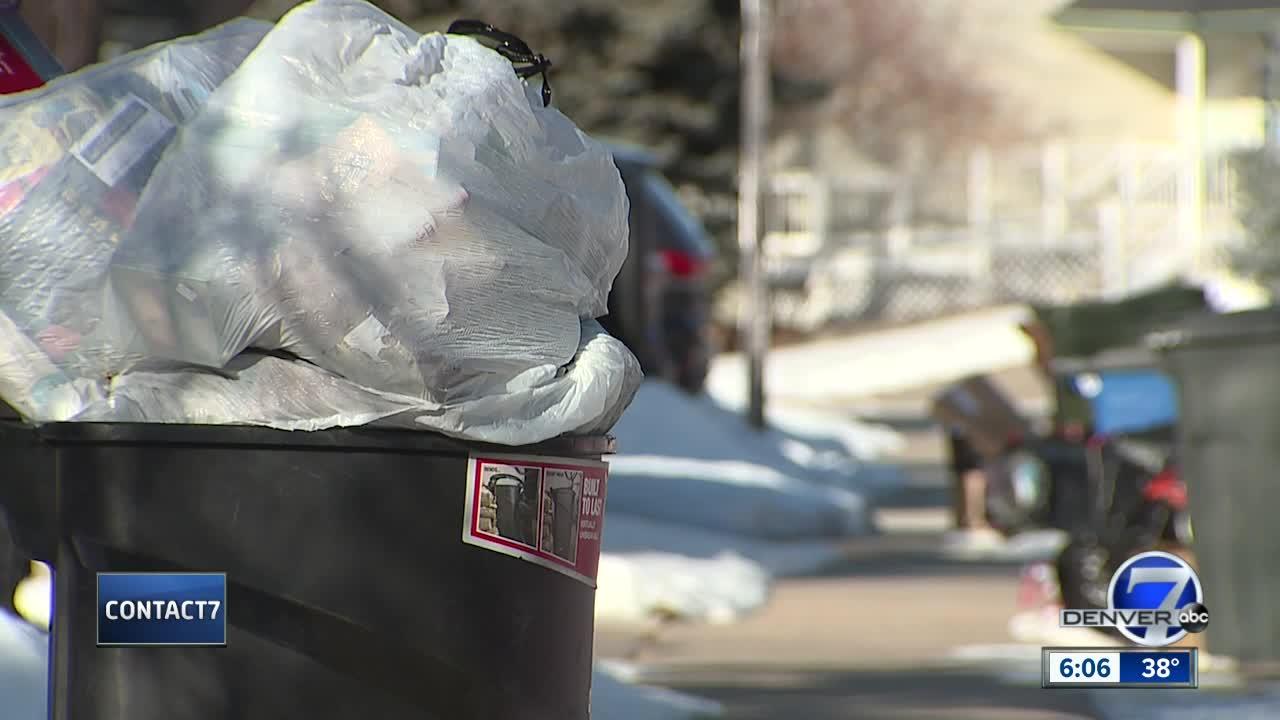 80129 Trash Pickup Christmas 2021 New Year Same Trash Garbage Pickup Problem In Highlands Ranch