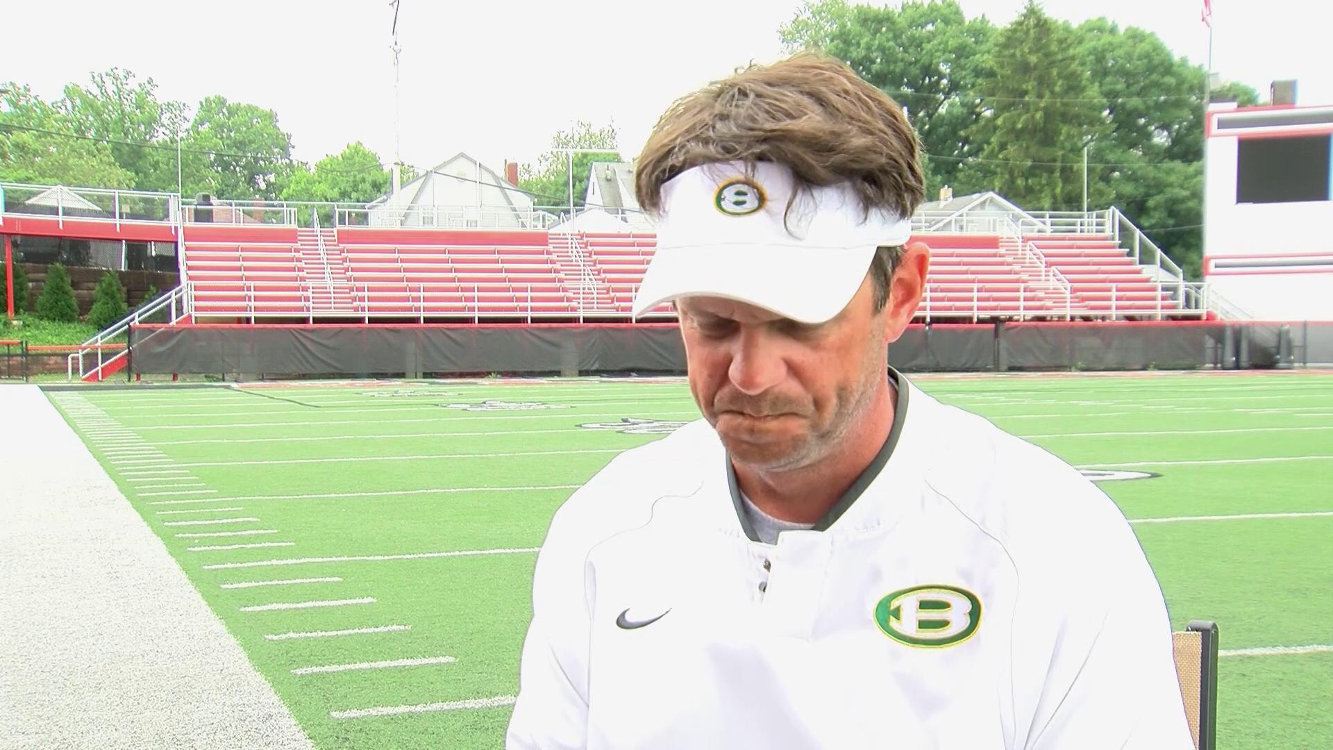 Coach Mac McLean