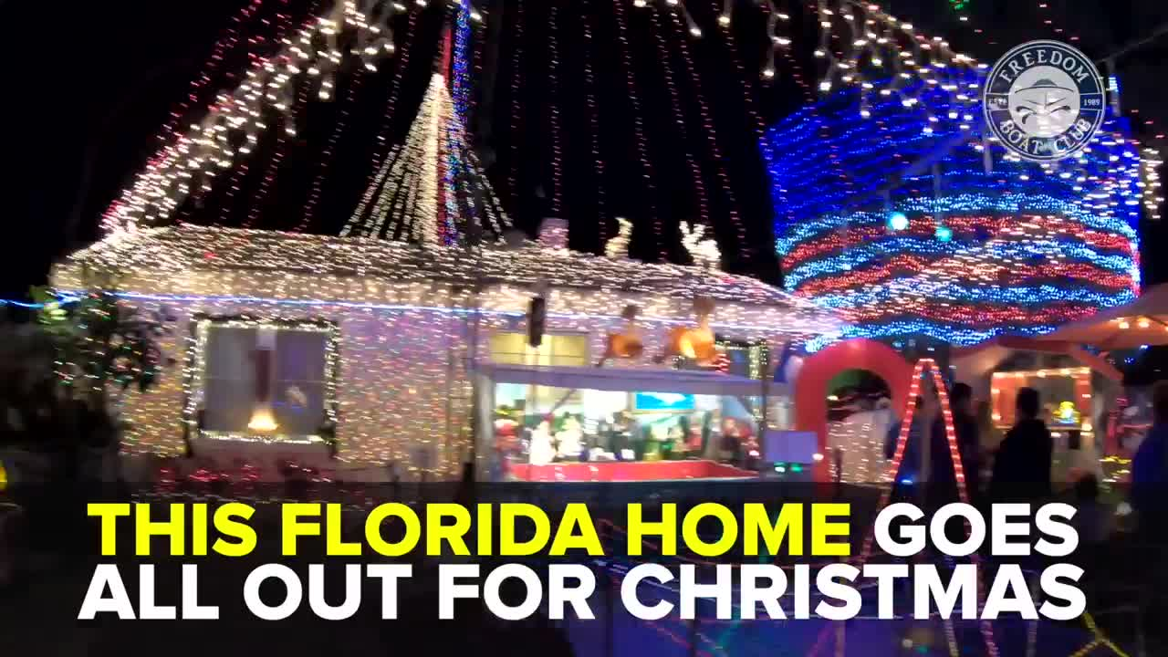Christmas Lights In Tampa Florida 2021 Check Out These Christmas Lights In Tampa Bay