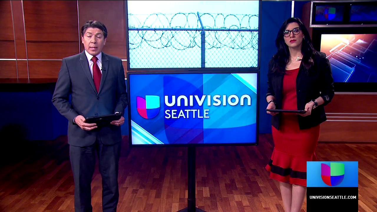 Piden liberación de detenidos por inmigración