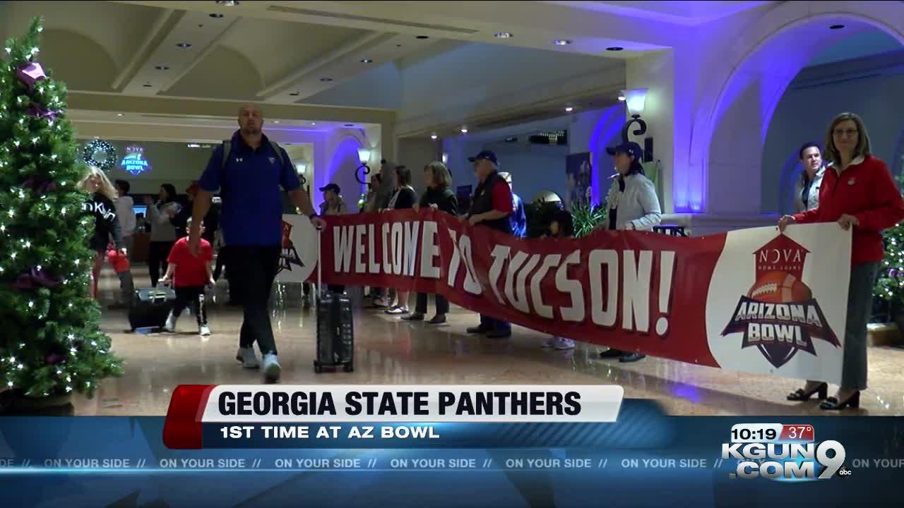 Wyoming Cowboys vs Georgia State Panthers - Arizona Bowl Preview & Pick