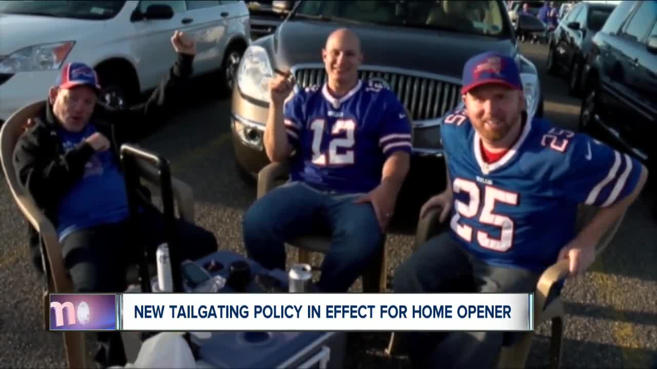Buffalo Bills Home Opener What Fans Can Expect