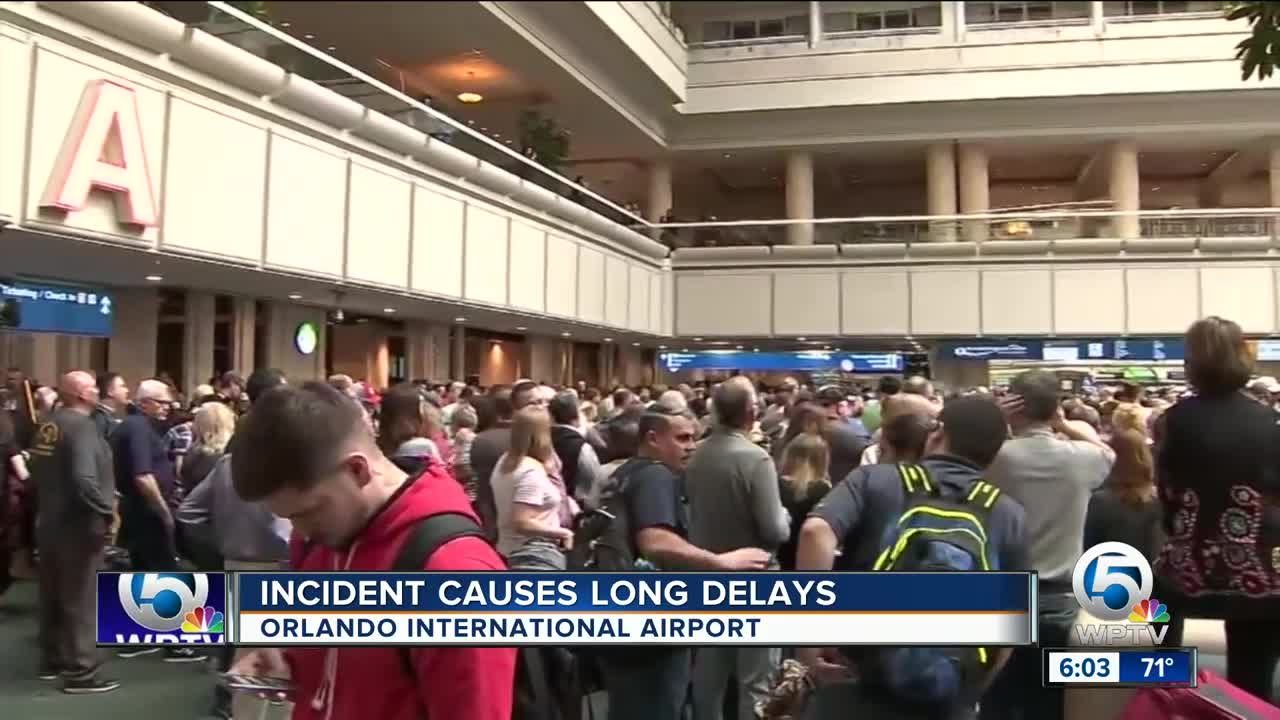 TSA agent dies after falling from hotel balcony at Orlando airport