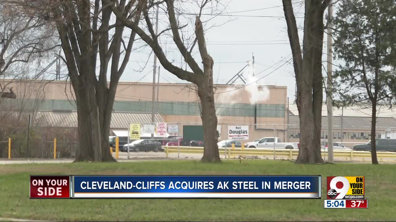 AK Steel Announces Sale to Cleveland Group